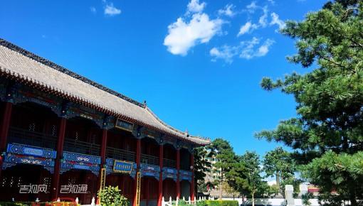 長春文廟9月10日免費向教師開放