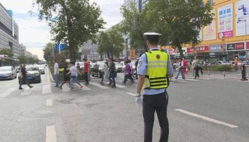 长春市集中巡查机动车不礼让行人交通违法行为