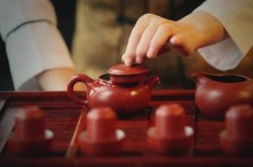 """""""万人助万企 技能促发展""""  长春市举行茶艺师大赛"""