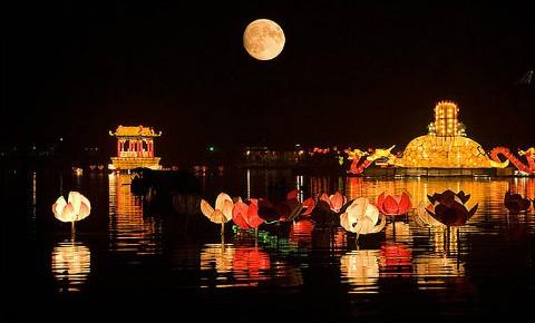 2019全国中秋赏月地图来了,快来看看你家中秋夜适合赏月吗?