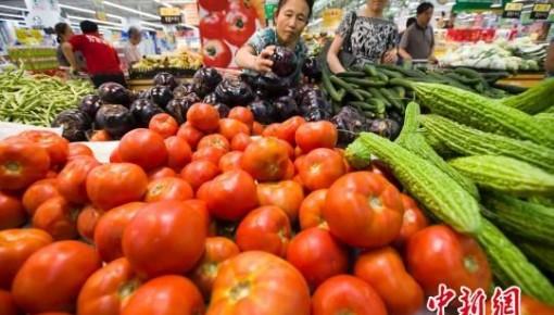 各地蔬菜、水果价格小幅回落 节日市场供应稳定