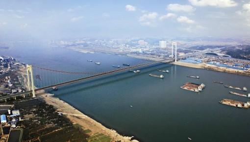 """智能""""造塔机""""完成首秀 助推我国大型桥梁核心技术装备升级"""