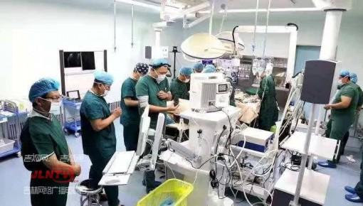 农安县人民医院完成我省首例5G远程手术