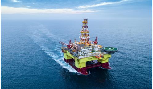 我国海上高温高压和深水领域油气勘探开发能力正迈向世界先进行列