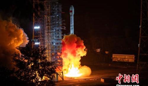 一箭双星!中国成功发射第47、48颗北斗导航卫星
