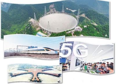 科技创新让中国成为全球第二知识产出大国