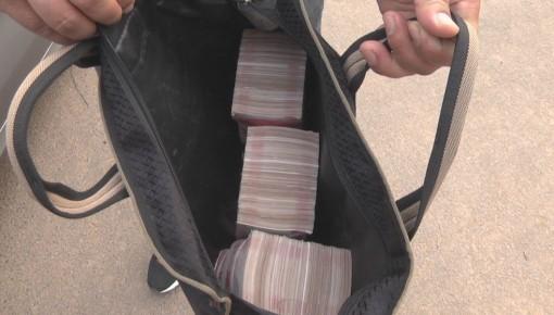 男子丢了30万现金!掉头寻找时,发现一个兵哥哥正在路边