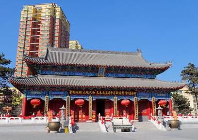 長春文廟舉辦重陽節公益文化活動