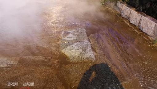 突发丨长春市亚泰大街附近供热管线泄漏,水温70℃,请绕行!