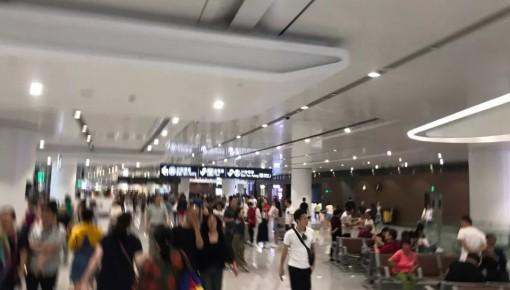 """北京新機場,晉升""""人人人人我人人人人""""景點"""