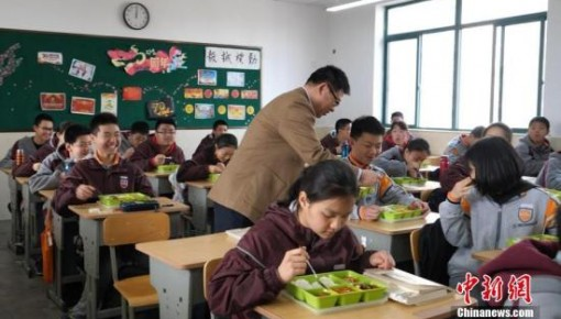 """教育部:全国中小学及幼儿园""""明厨亮灶""""覆盖率达84%"""