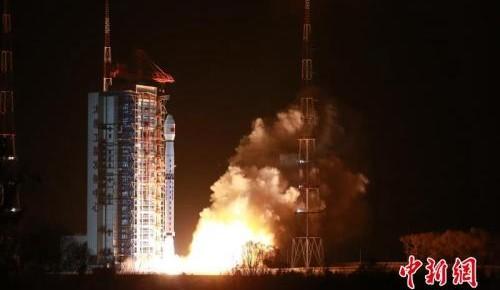 中國成功發射高分十號衛星 主要用于國土普查、防災減災等領域