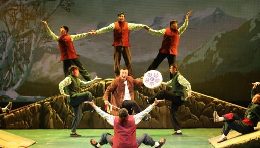吉剧新作《小村故事》在长春精彩上演