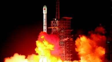 """十戰十捷 中國""""最忙""""火箭年發射數再破10"""