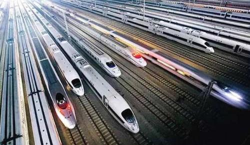 我國高鐵營業里程年底將達3.5萬公里