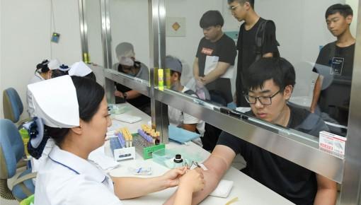 九成受访青年认为体检能促使自己养成健康生活方式
