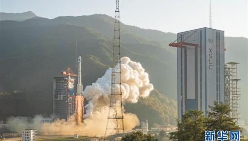我國成功發射兩顆北斗三號全球組網衛星