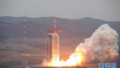 我国成功发射高分十二号卫星