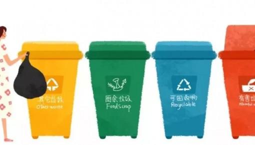 各地垃圾分類標準不同怎么辦?統一標準來了