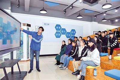 教育部等14部门联合发文 推动职业院校敞开大门