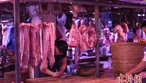 商务部:11月猪肉价格明显回落 将继续鼓励增加进口