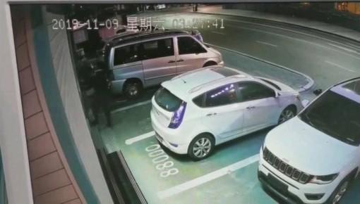 长春市北安路一商铺凌晨被盗 民警追踪视频抓获惯犯