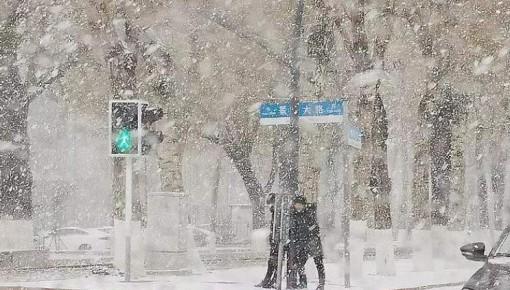 气温最低达-30℃!寒潮来袭!吉林省迎入冬来首个持续低温时段