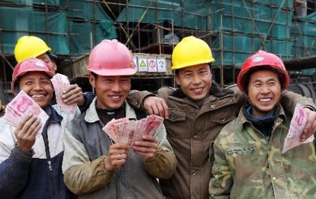 农民工工资清欠工作取得积极进展