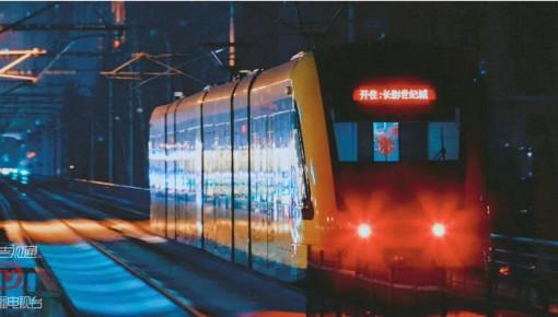 今冬轨道交通日客运量连续创历史新高