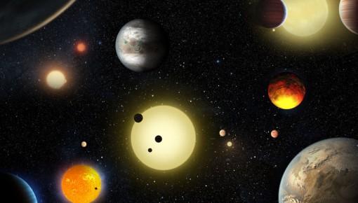 天文学家新发现6颗系外行星
