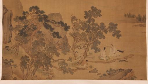 长白遗珠丨吉林省博物院举办院藏北宗山水画展