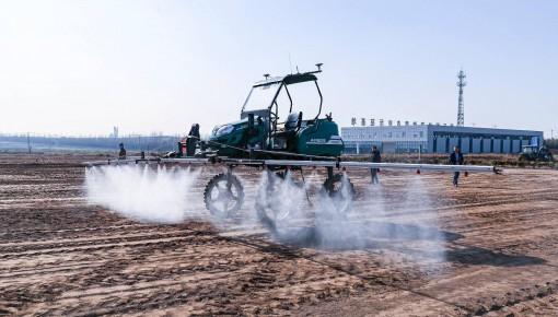制造业高质量发展进行时——无人农场成为可能 雷沃描绘智慧农业蓝图