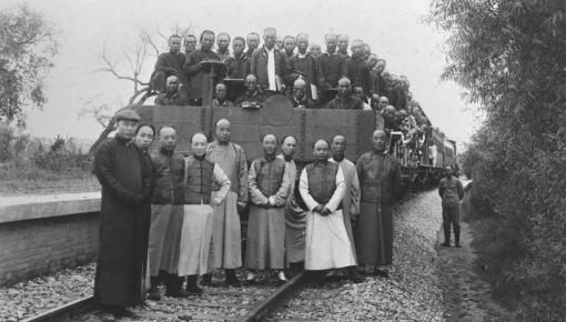 """110年,京张高铁VS老京张铁路!曾备受国外讥讽的""""铁路小国""""如今让世界刮目相看"""