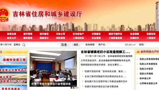 吉林省住建厅曝光五家违法违规住房租赁中介机构