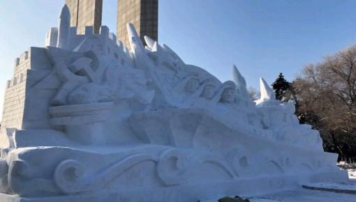 长春南湖公园将举办首届趣味雪雕赛