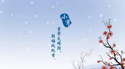 小寒·长卷丨梅花先趁小寒开,到诗词里踏雪寻梅