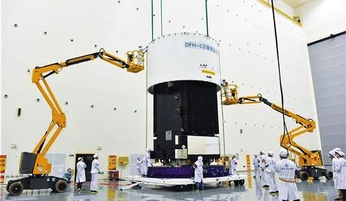 又一國家重器發射成功!未來20年通信衛星就靠它了!