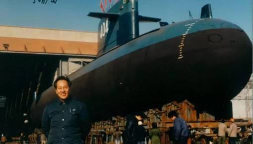 """用""""算盤""""造出一艘核潛艇!他們打臉外國人對祖國的不屑,看完飆淚了!"""