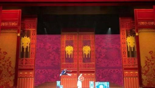 吉剧团参加国家新年戏曲晚会 展演经典吉剧《燕青卖线》