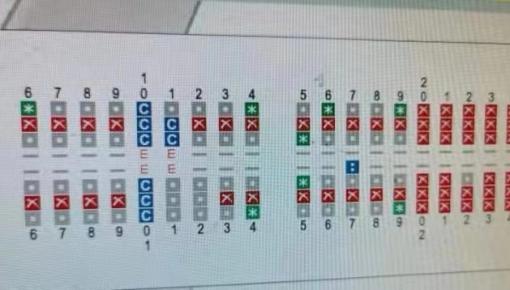 长春机场采用隔座发牌模式 阻隔旅客疫情传播途径