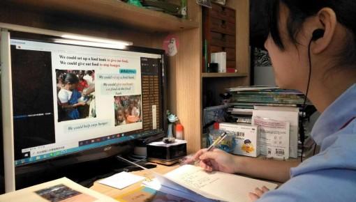 开学啦!长春市中小学校今日开启网络授课