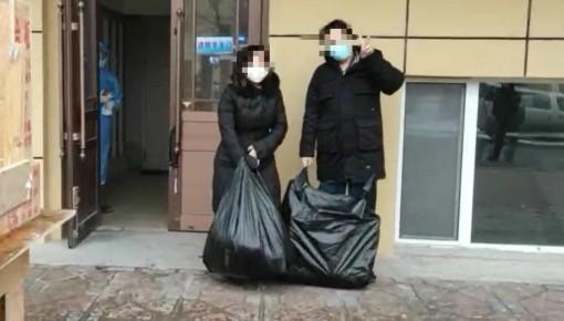长春市两名新冠肺炎患者出院 现在院治疗6人