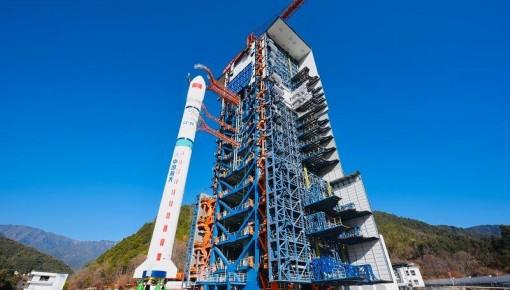 獨家視頻丨火箭復工,一箭四星!我國成功發射4顆新技術試驗衛星
