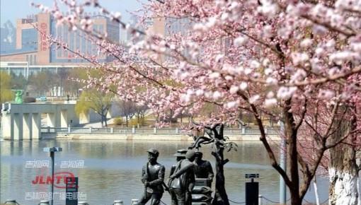 长春世界雕塑园自恢复运营之日起对全国医务工作者免费开放