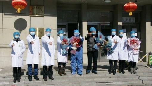 白城清零!吉林省2名新冠肺炎患者今天治愈出院
