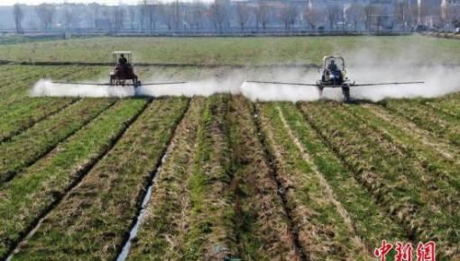 农业农村部:各地投入春季生产农机具总量预计超2000万台套
