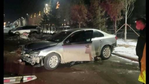 轿车撞人致死后逃逸 长春民警四小时破案