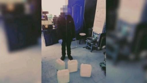 德惠一团伙非法生产伪劣消毒液 7名嫌疑人落网