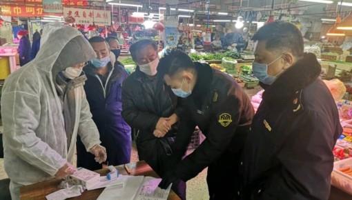 长春市监局南关分局强化监管 保障商户有序复工