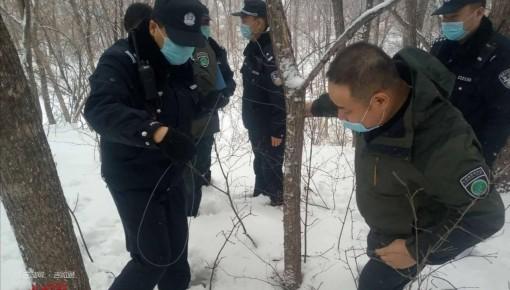 """白山男子微信发图""""炫技""""  民警寻踪破获射杀野生动物案"""